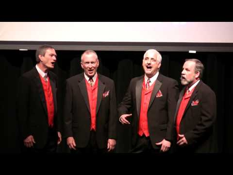Smile - The Delta Dons Quartet - Edna Hill Middle School
