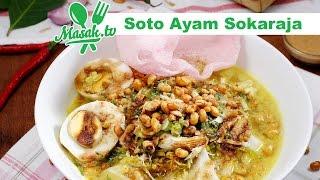 Soto Ayam Sokaraja | Resep #277