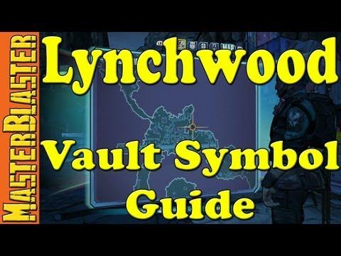 Borderlands 2 Lynchwood Cult Of The Vault Symbol Locations