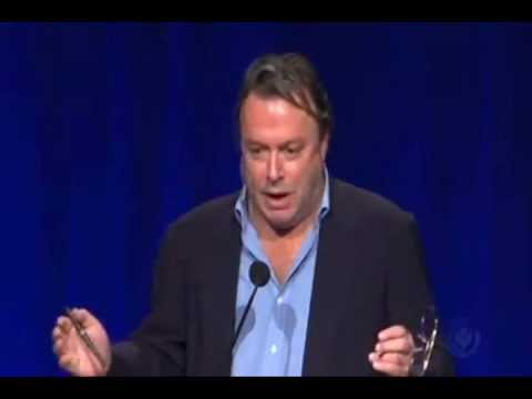 Christopher Hitchens drops bombshell wow I was shocked
