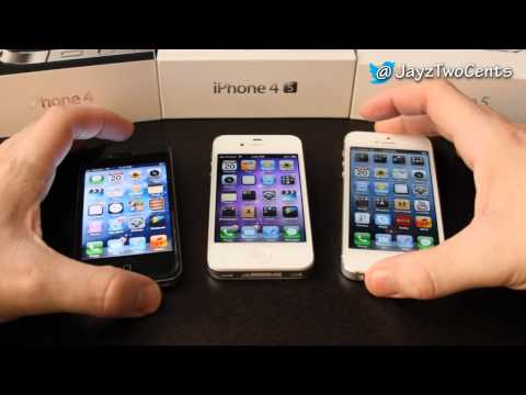 iPhone 4 vs iPhone 4S vs iPhone 5 - Is iPhone 5 worth it?