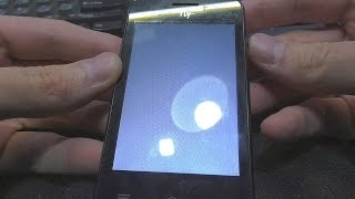 Белый экран / Нет изображения на экране смартфона Fly IQ434