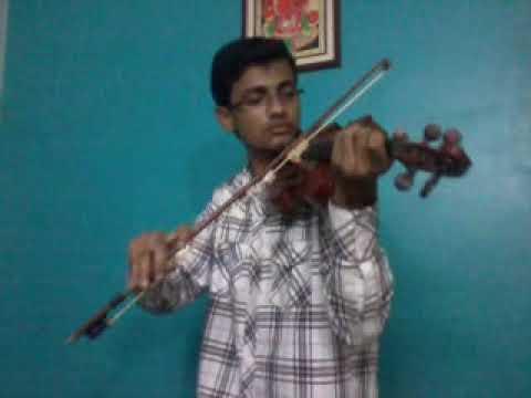 Ek Pyar Ka Nagma Hai (Shor) by Mayank Ladha (Violin Instrumental...