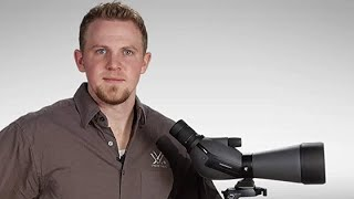 Vortex Optics Diamondback Spotting Scopes, 20-60x60 Angled Spotting Scope - spec review
