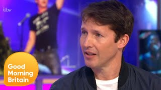 James Blunt on His Emotional New Song About His Father | Good Morning Britain