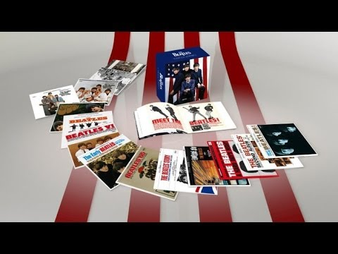 The Beatles - The US Albums
