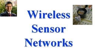 CSE 574S-10-M: Wireless Sensor Networks