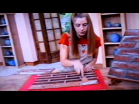 Tecnicas basicas imitacion de ladrillos youtube - Imitacion a ladrillo ...