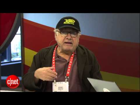 The 404 - at CES 2013: Where we pay tribute to Danny DeVito