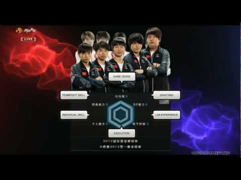 iG vs LGD - Game 1 (G-League)