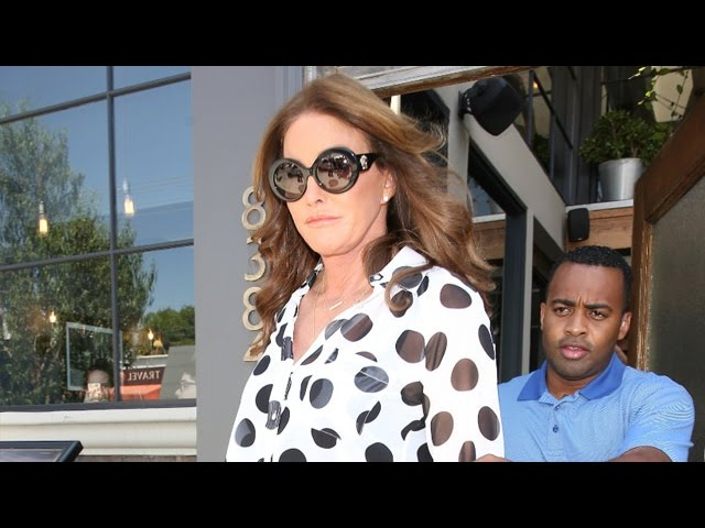 Caitlyn Jenner Smiles Off Show's Average Ratings At Lunch With Candis Cayne