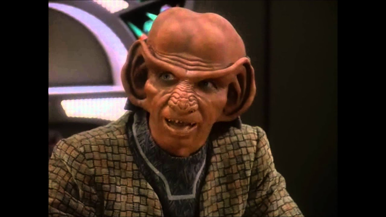 Quark Star Trek star trek - workers of the