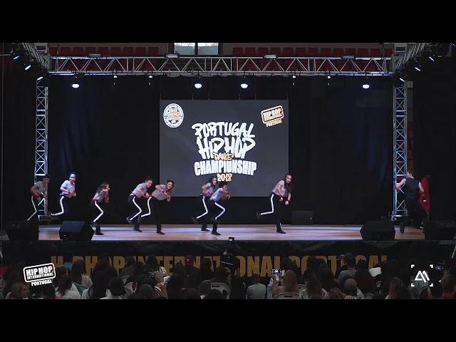 PUZZLE | MegaCrew Final @ Hip Hop International Portugal 2018