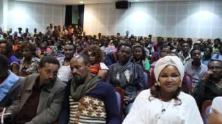 New Oromo comedy