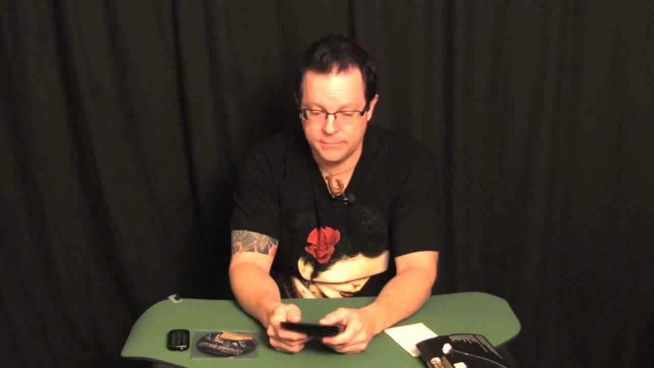 Andy Amyx Review The Espionage Wallet Youtube