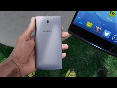 Oppo Find 7a Review!