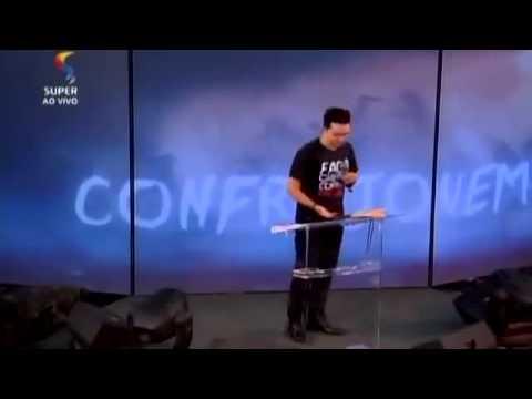 Pastor Lucinho Barreto Pregação Resgatando A Autoridade video