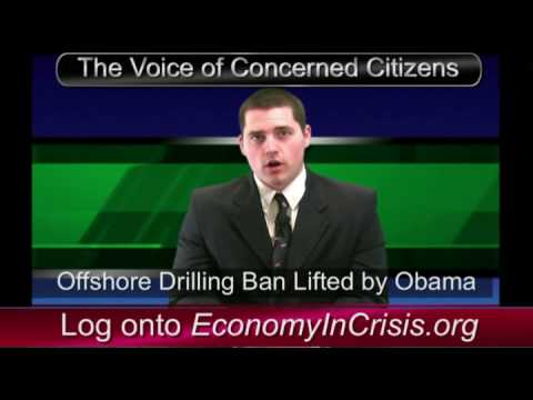 Offshore Drilling Ban Lifted by President Obama