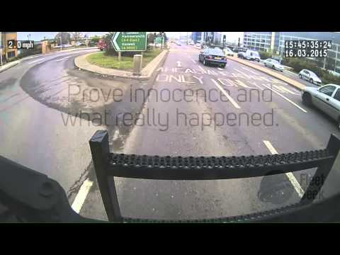 Live Driver Camera With GPS Tracking By FleetSeek