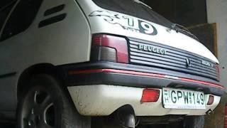 Peugeot 205 Dturbo 2.1 TD 12V Start