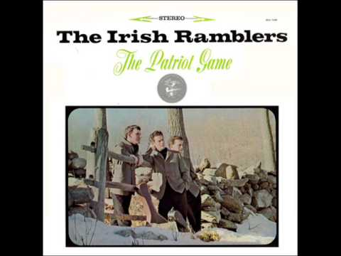The Irish Ramblers - Woman From Wexford