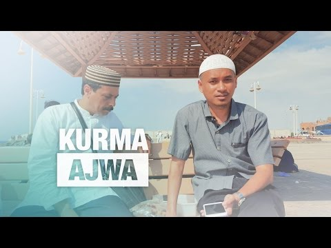 Ceramah Pendek: Kurma Ajwa - Ustadz M. Abduh Tuasikal
