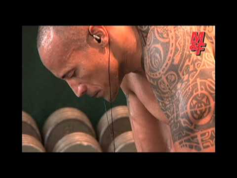 Dwayne Johnson Video