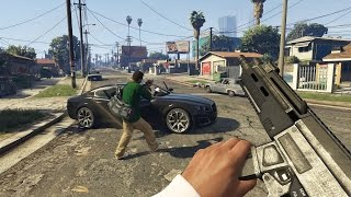 What Does First Person Bring to GTA 5  IGN Conversation