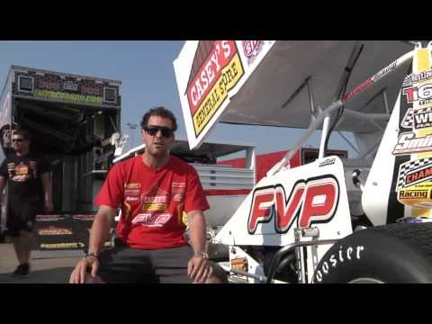 Around the Track: Brian Brown