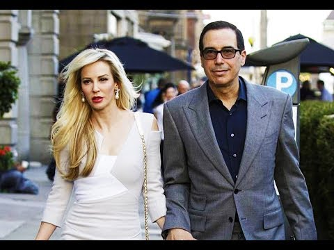 Mnuchin Tries To Bill Taxpayers For Honeymoon