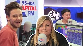 Liam Payne Puts A 1D Fan Through A Lie Detector Test