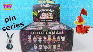 Tiny Toon Adventures Animaniacs Enamel Pin Series Blind Box Opening | PSToyReviews