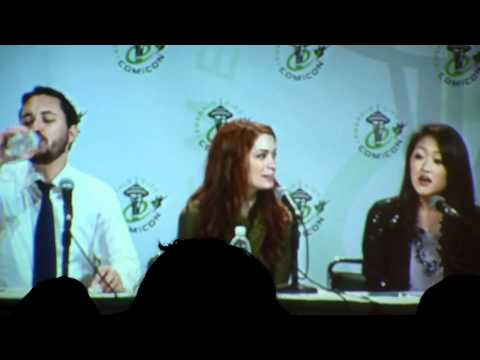 Emerald City Comic Con The Guild Panel Part 1