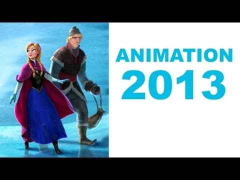 Animation 2013 - Disney's Frozen, Despicable Me 2, Epic : Beyond The Trailer
