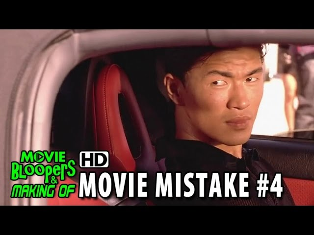 The Fast and The Furious (2001) movie mistake #4
