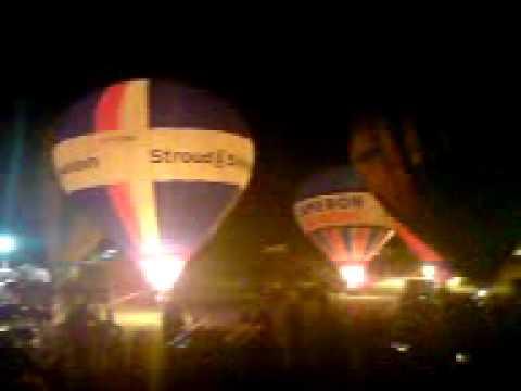 Ashton Court Bristol Balloon Fiesta Bristol Balloon Fiesta 2007