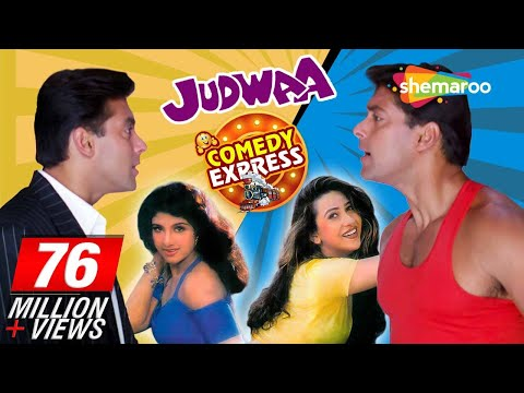 Judwaa (HD)  - Salman Khan - Karisma Kapoor - Rambha - Hindi Full Movie - (With Eng Subtitles)