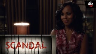 Olivia and Fitz Have An Agreement - Scandal