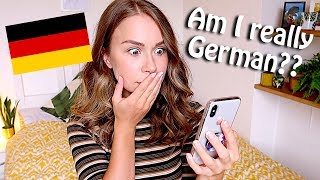 German Girl DNA Test Results with 23andme