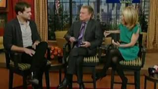 Joshua Jackson Interview: Regis and Kelly