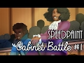 Cabinet Battle 1 Hamilton Speedpaint mp3
