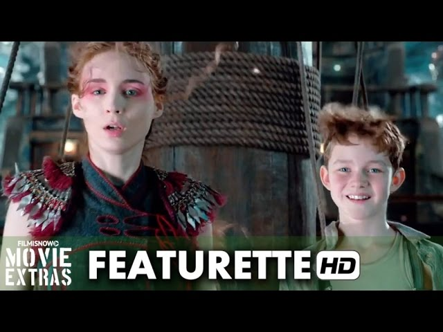 Pan (2015) Featurette - Reinventing a Classic
