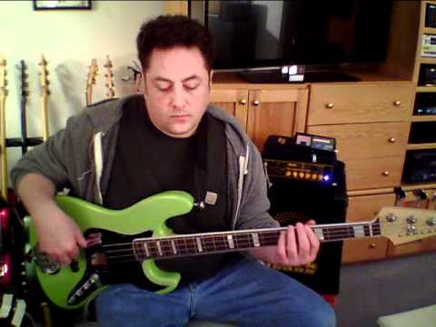 You Get What You Give: Bass Cover w/ Slow Version -- New Radicals