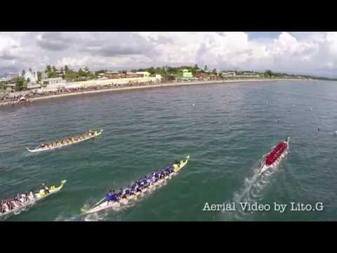 Dipolog City Dragon Boat Race - Race #1
