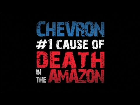 CHEVROFF Campaign to save the Amazon and it's tribes. Edited by Leonardo Bondani/Sixth Sun Studios