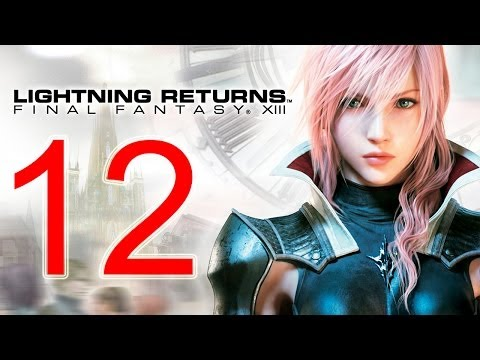 Lightning Returns Walkthrough part 12 English - Final Fantasy XIII-3 Gameplay let's play 13-3