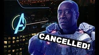 The Cancelled War Machine Movie!