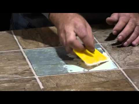Lino Repair: Replacing a Small, Damaged Section