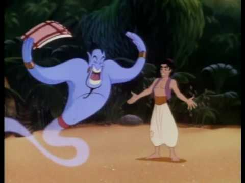 Aladdin is listed (or ranked) 16 on the list The Very Best Children's Movies