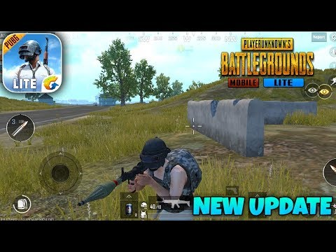 PUBG MOBILE LITE - New Android Update Gameplay Graphics,RPG-7